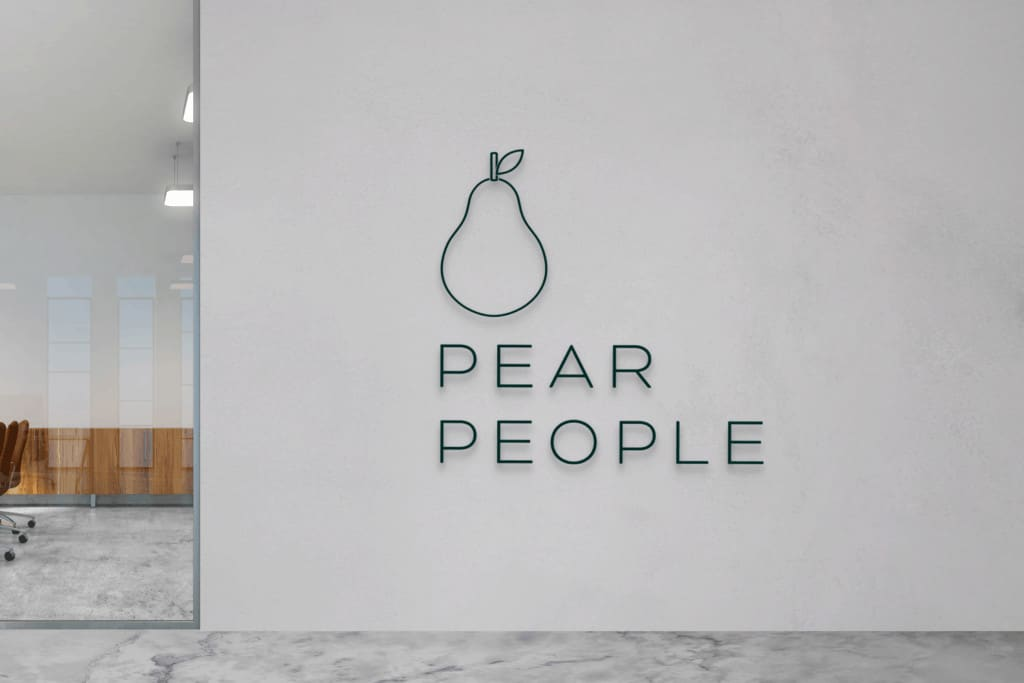 Pear People Branding