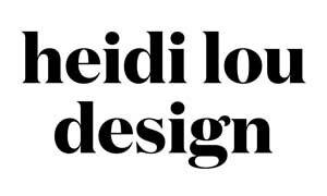 Heidi Lou Designs Logo 4