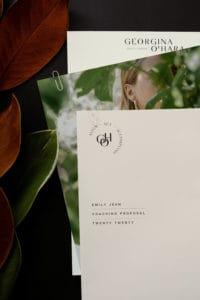 Georgina O Hara Branding